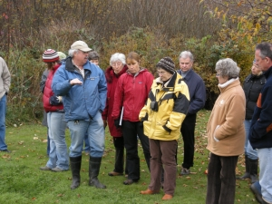 Dave Polster and Riparian Workshop Class